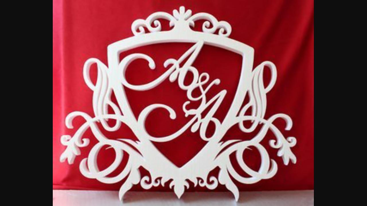 Свадебные гербы своими руками 801