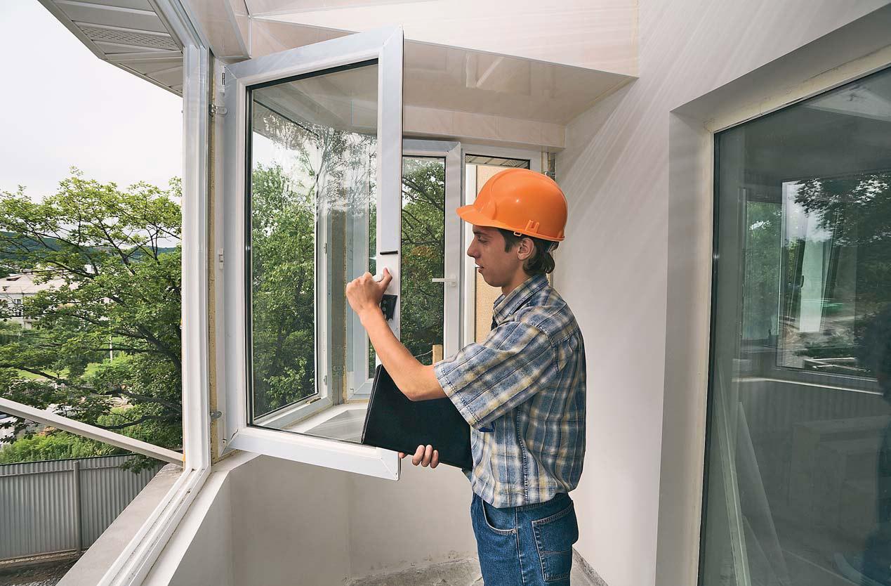 Как правильно установить окно пвх - подробная инструкция.