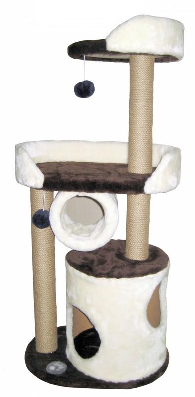 Домик с лежанкой для кошек своими руками