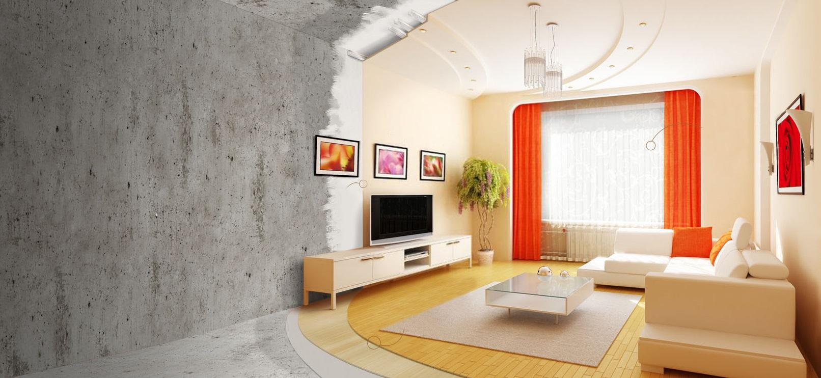 Фото ремонта квартир своими руками фото 57