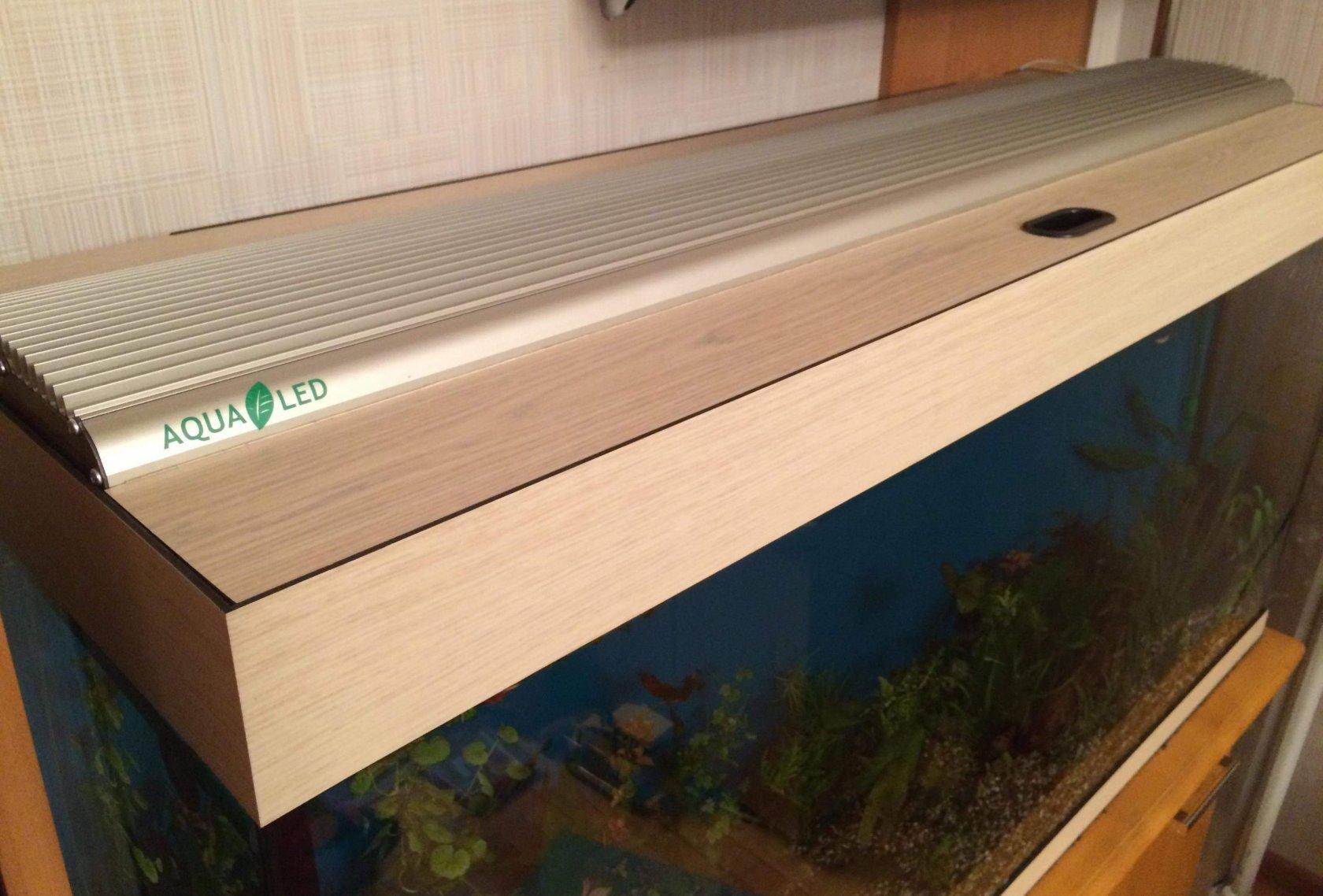 Как изготовить крышку для аквариума