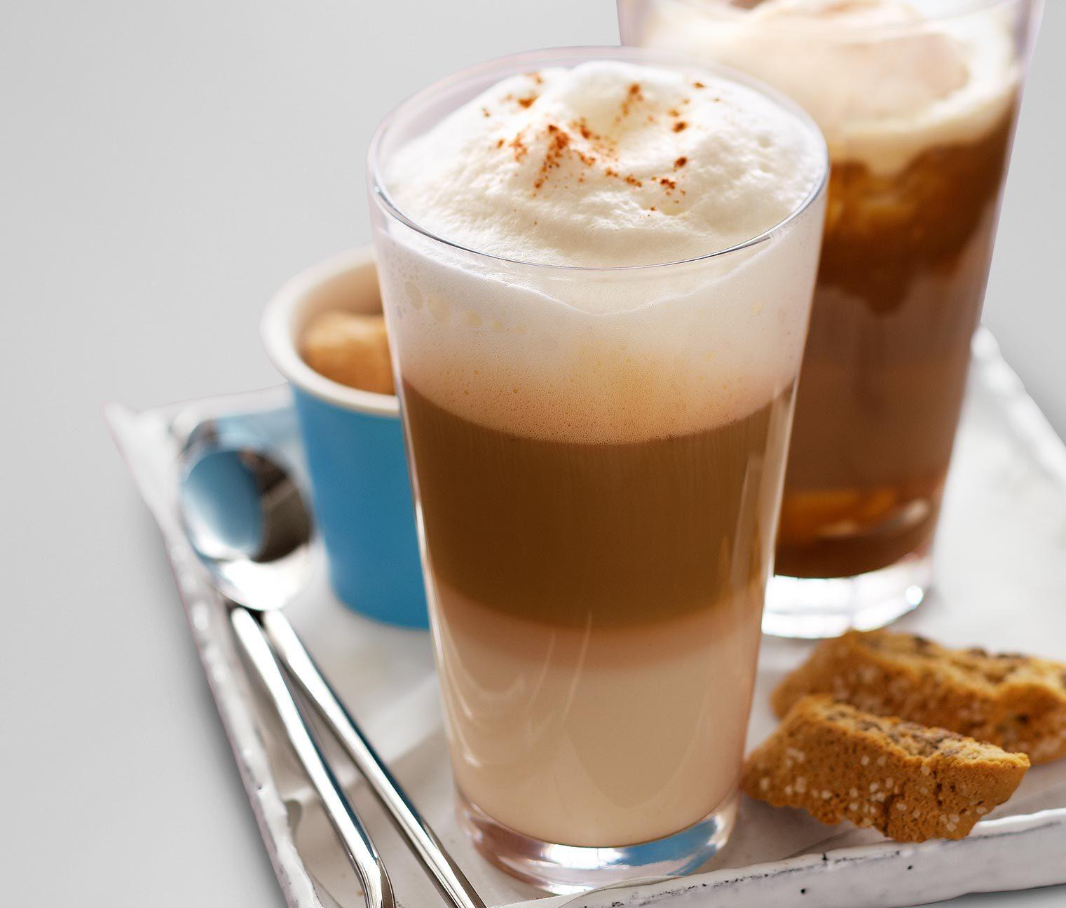 Как сделать латте без кофемашины