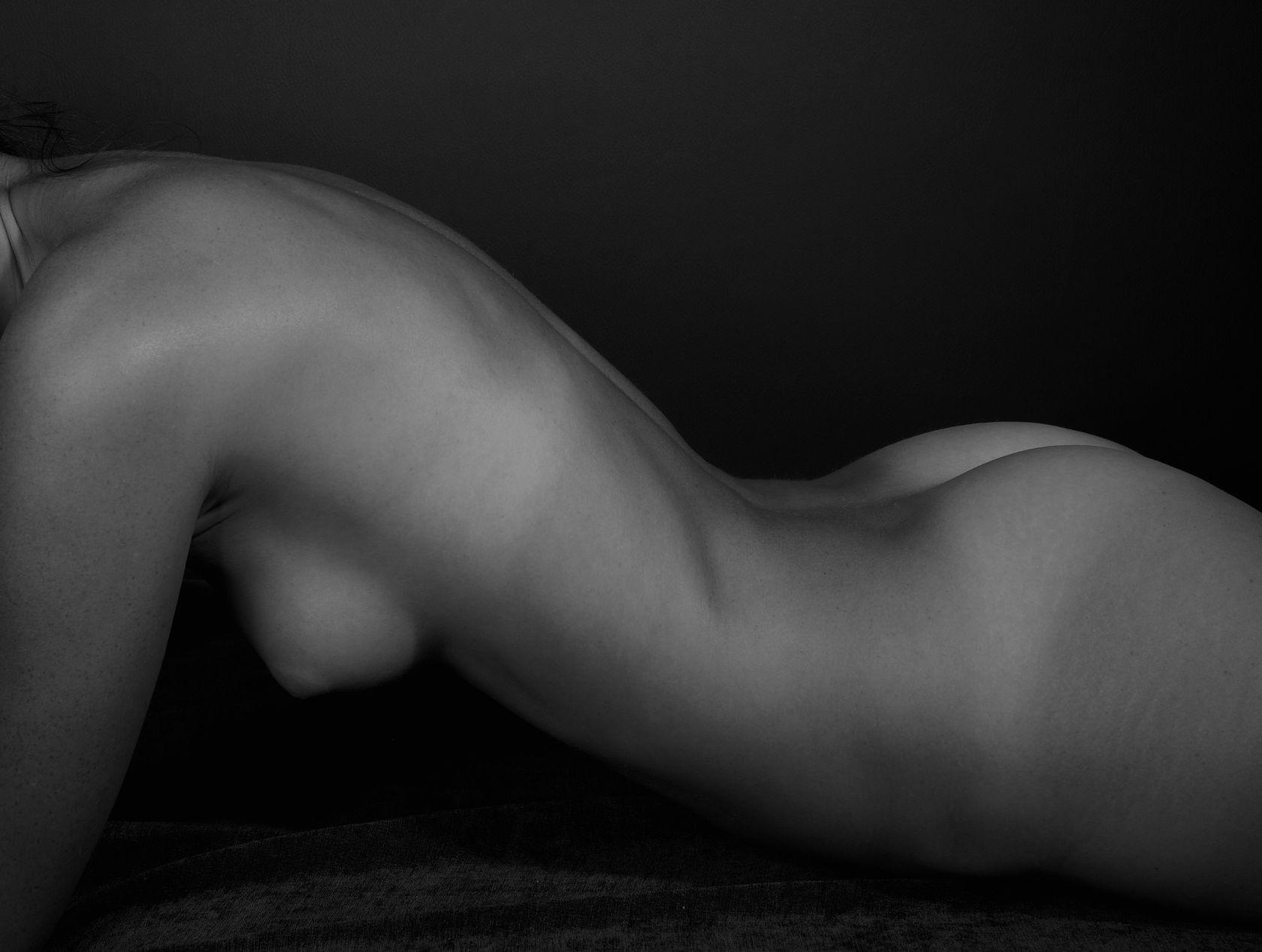 Обнаженное Женское Тело Фото