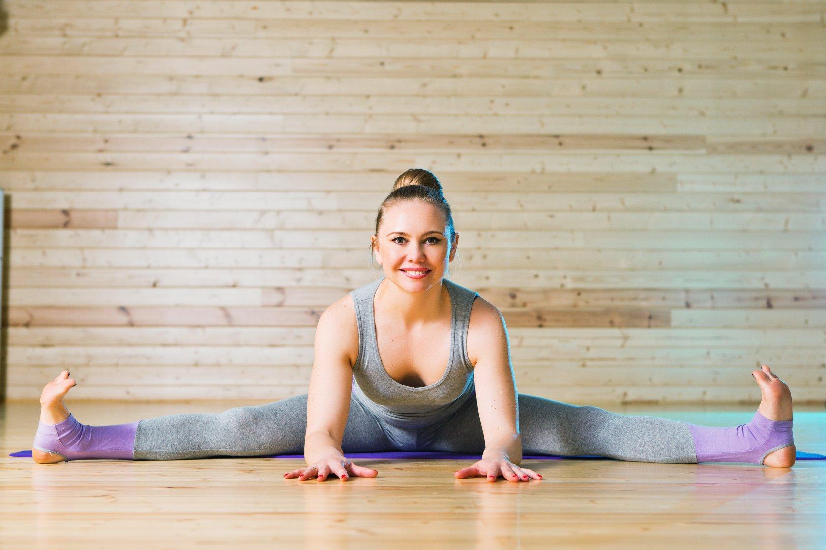 Псков йога для беременных