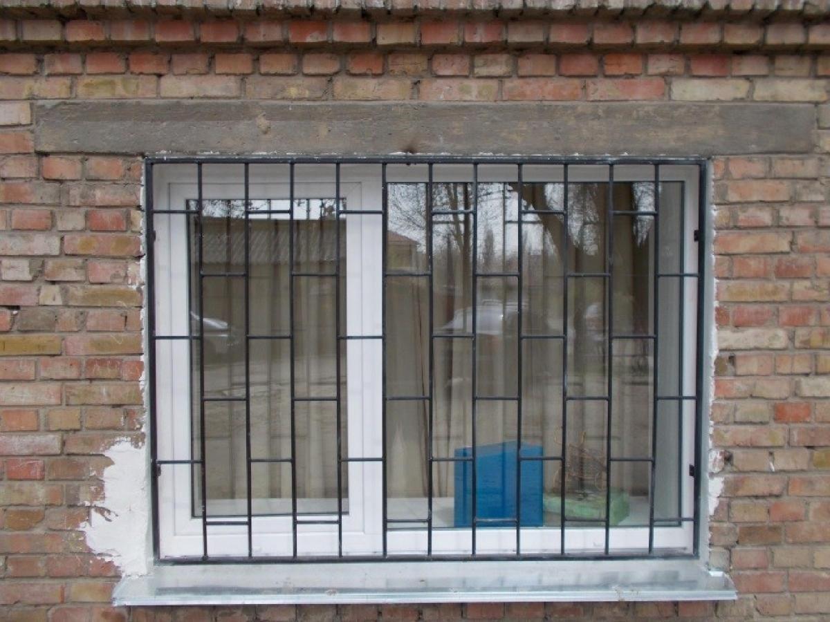 Окна из металла своими руками фото