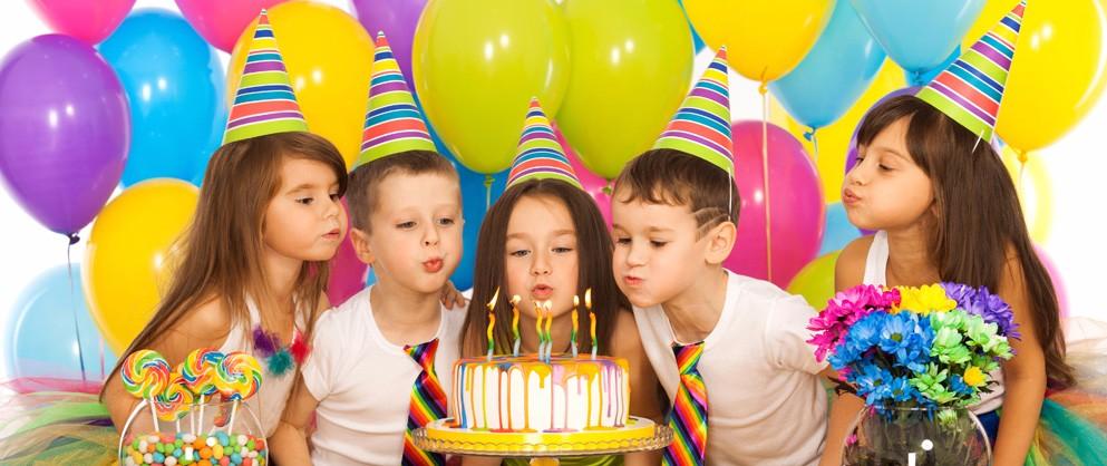 Проведение детских праздников дней рождения сценарии