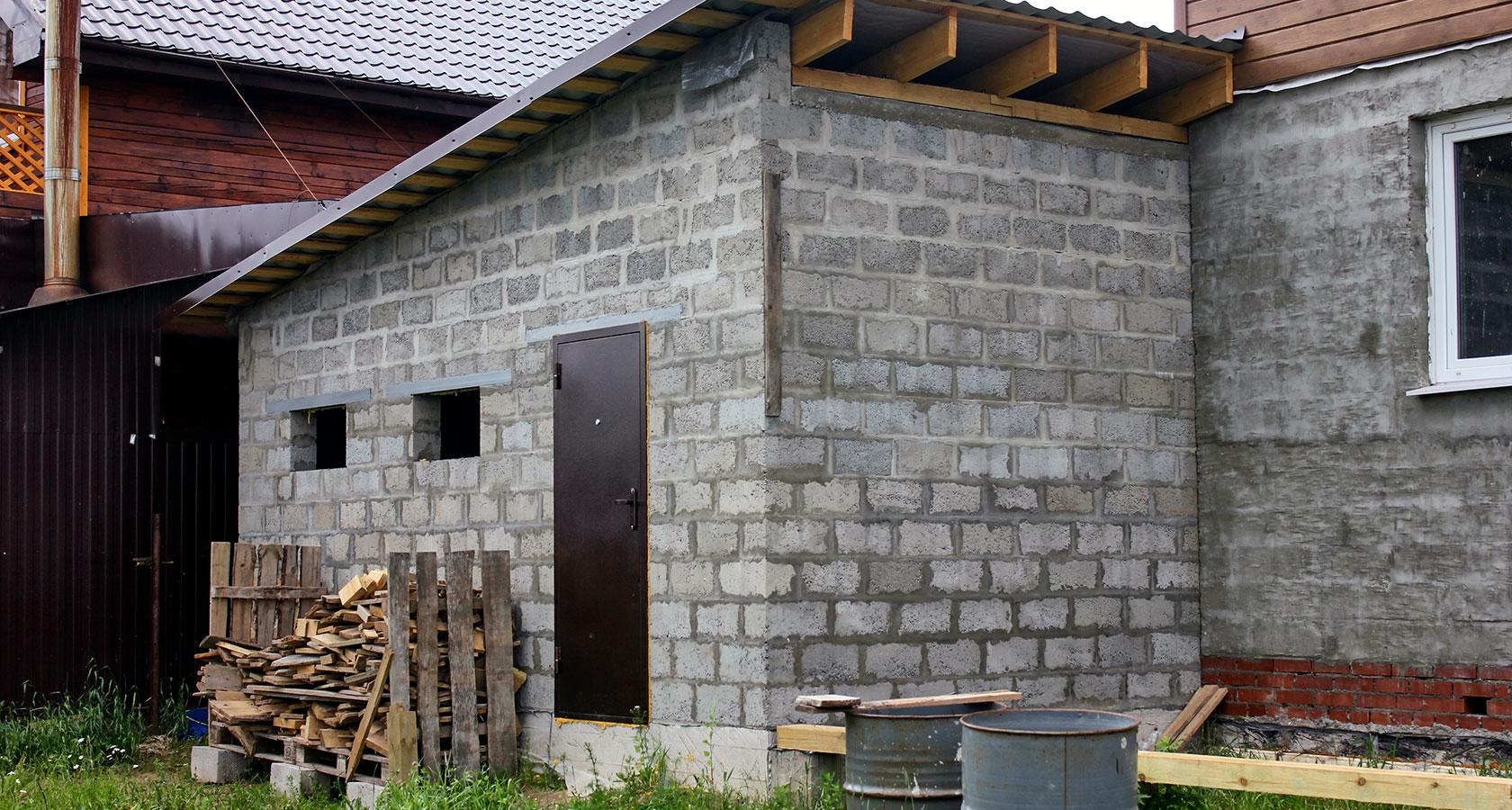 Дом керамзитный своими руками 37