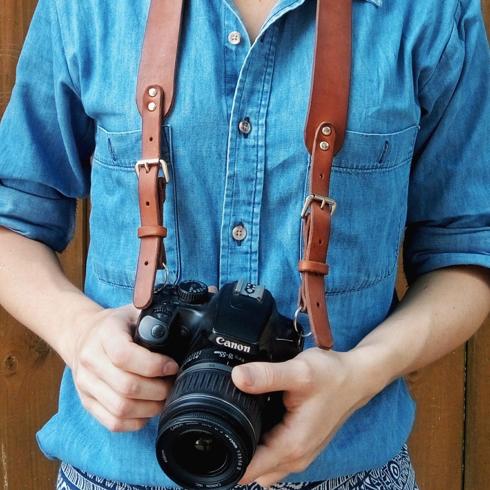 Разгрузка на фотоаппарат своими руками 34