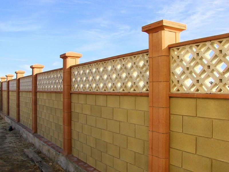 Как построить забор из француза своими руками 8