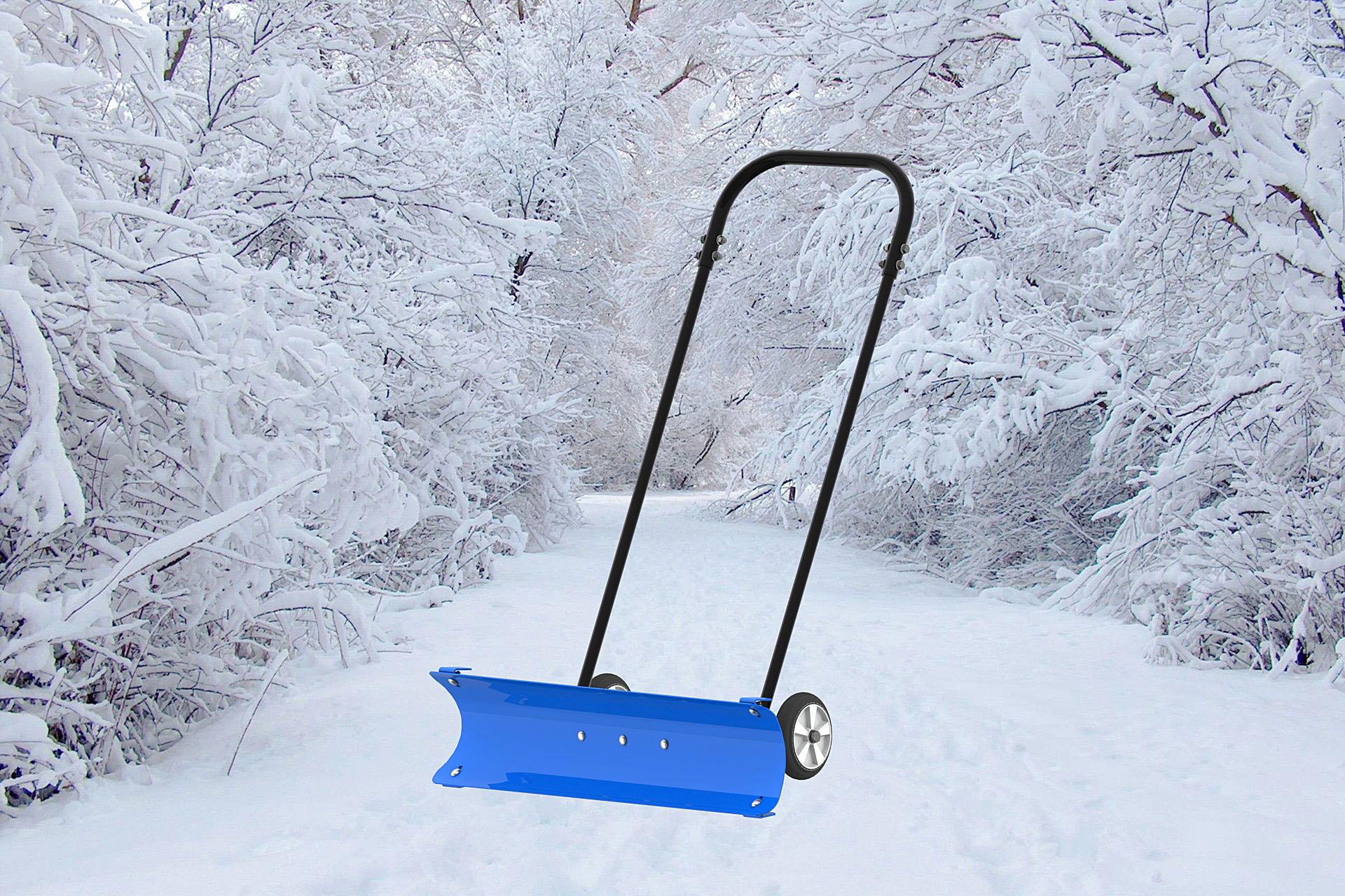 Лопата для уборки снега, скребки для быстрой чистки территории 18