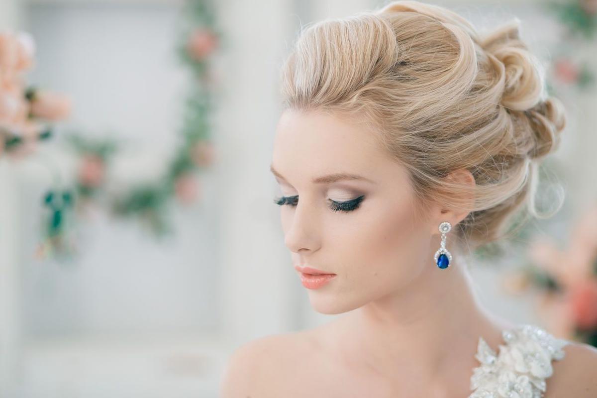 Свадебный макияж для блондинки от а до я