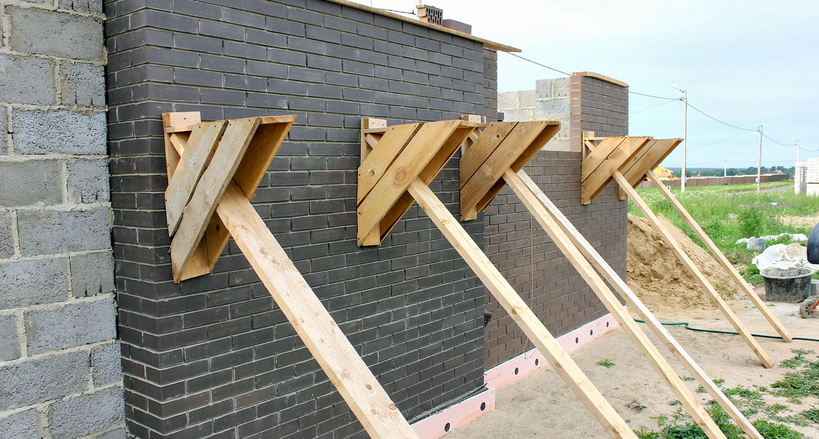 Как сделать строительные подмостки своими руками