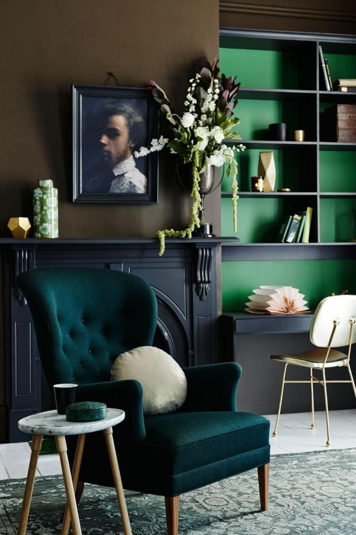 Designer Sessel Wohnzimmer Wohnideen