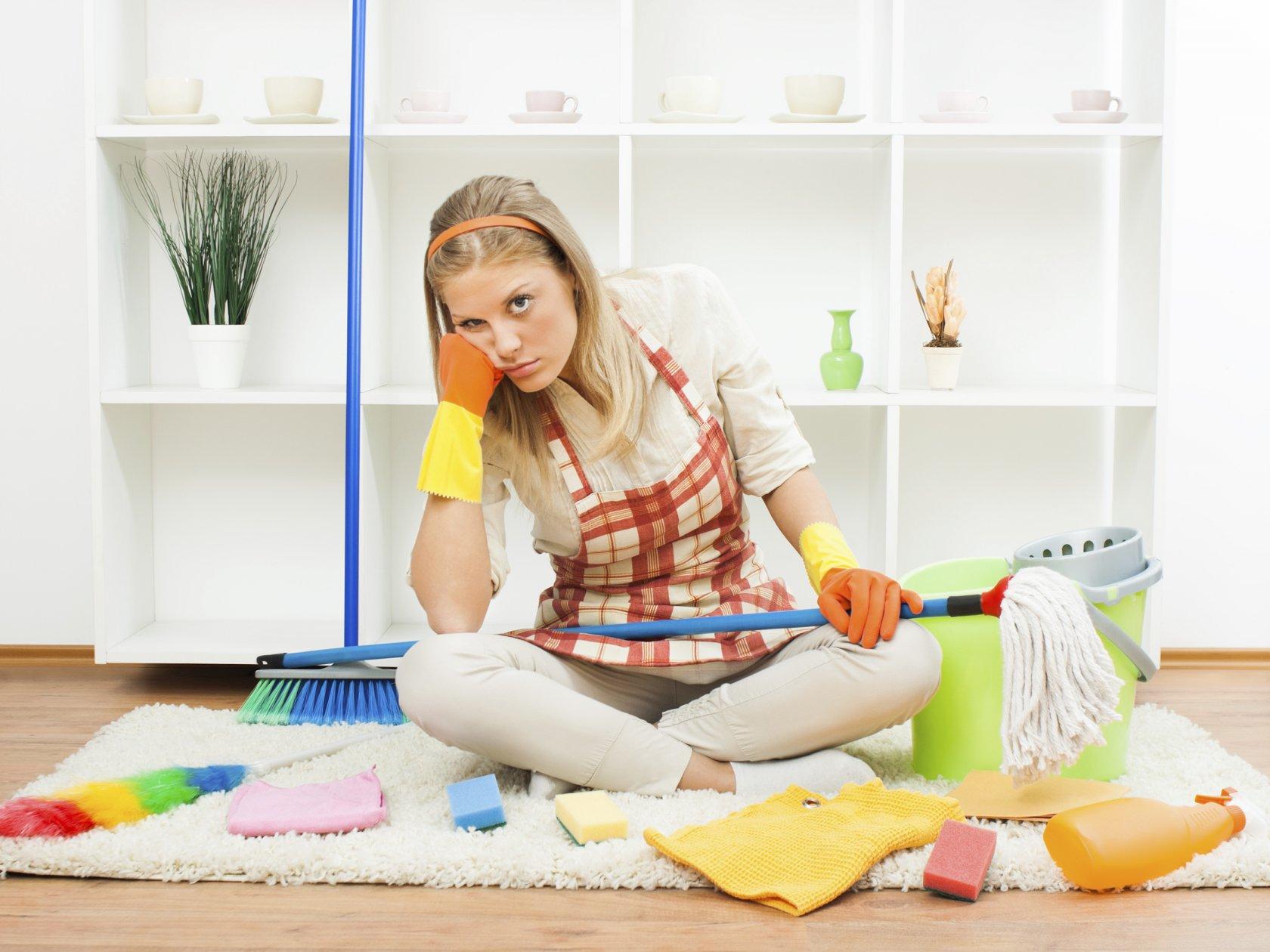 Уставшая домохозяйка картинки 11 фотография