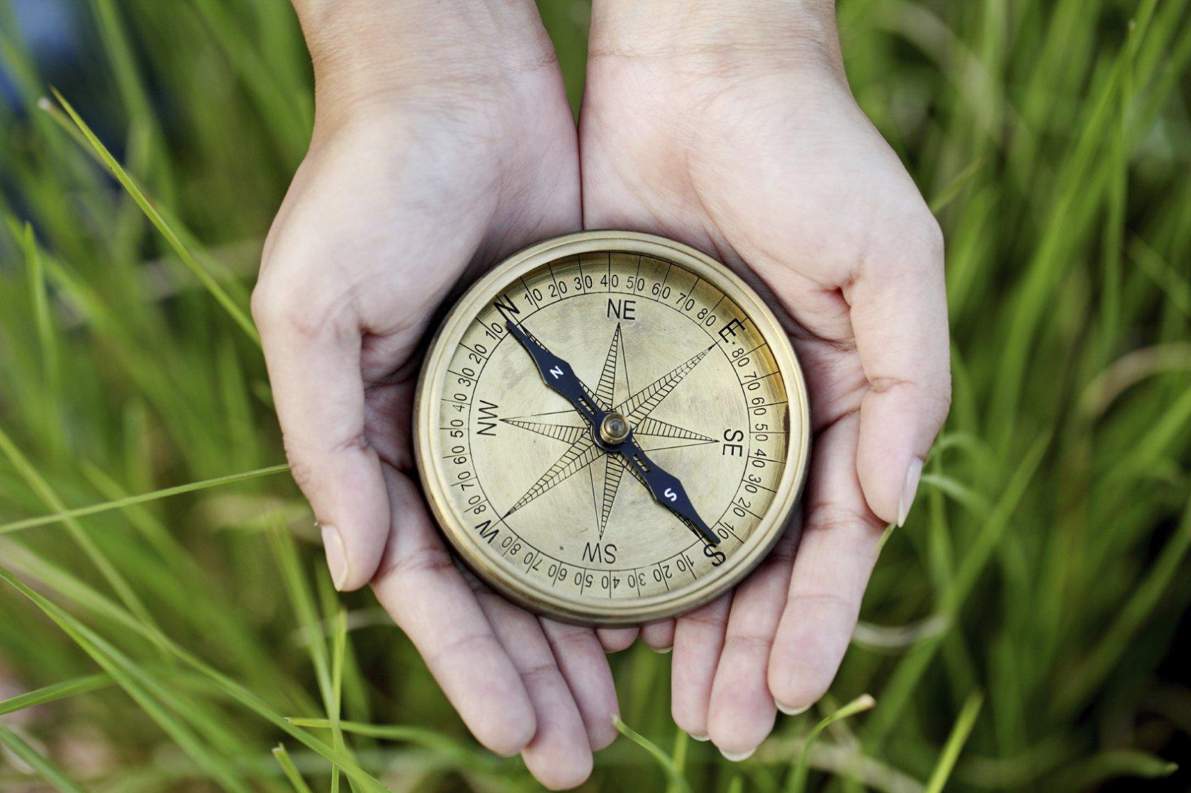 ВИДЕО : Как сделать компас своими руками - Лайфхакер 63