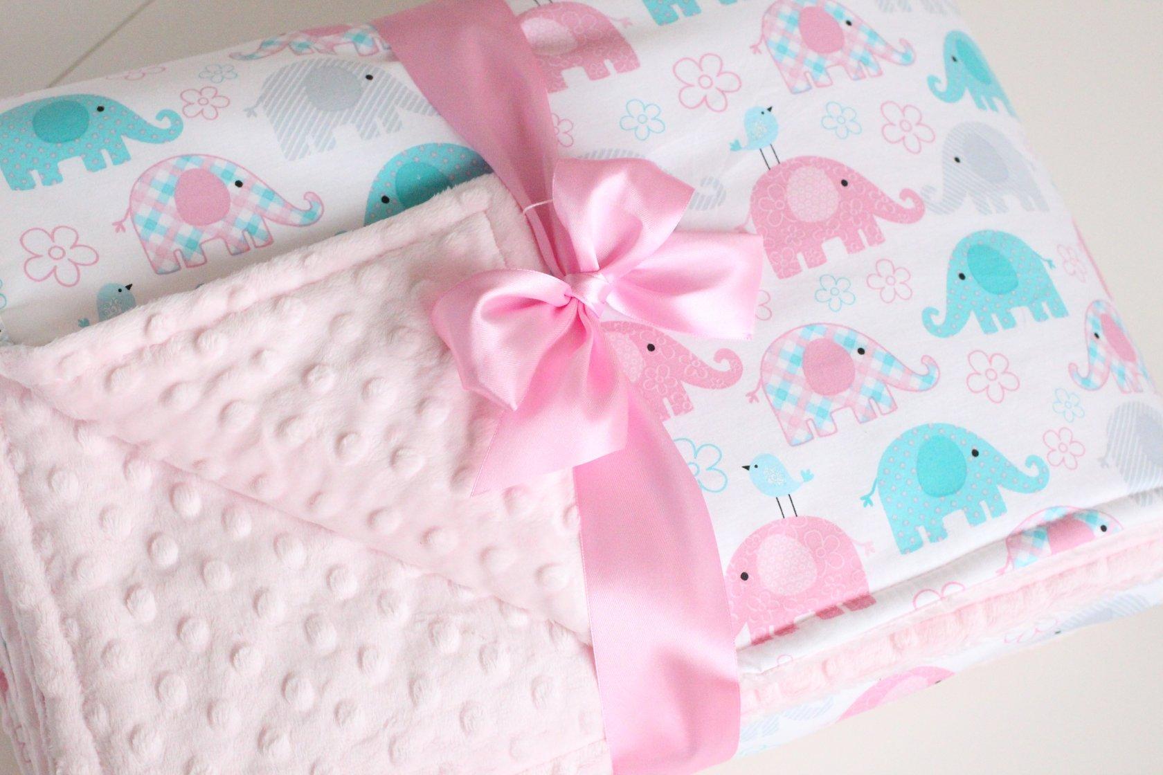 Плед для новорожденного: конверт-плед на выписку 80