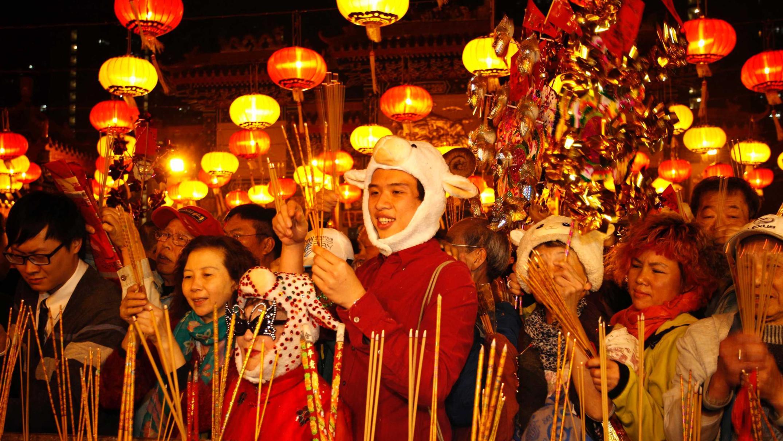 С какого китайский новый год