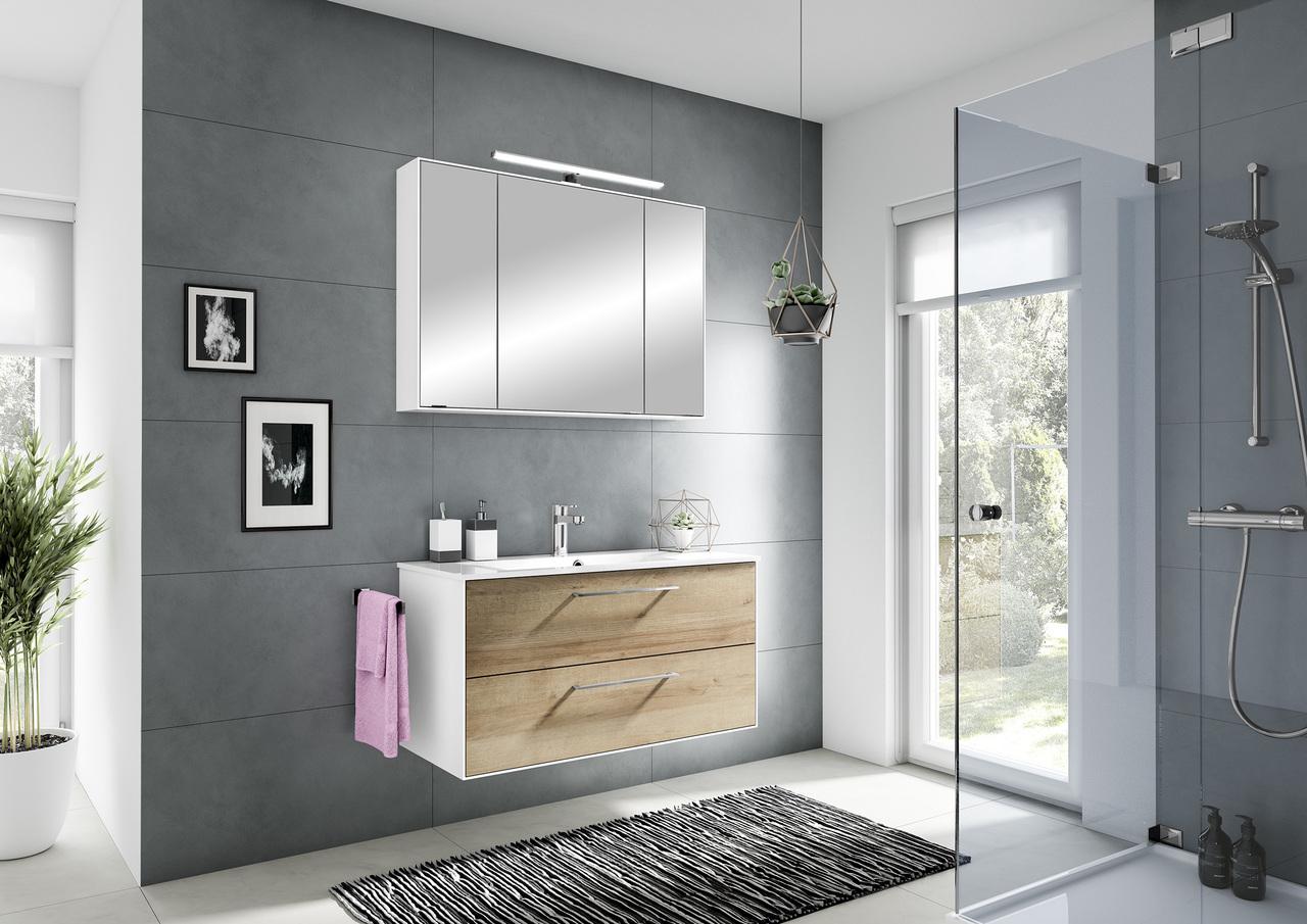 Quarzstein Badezimmer