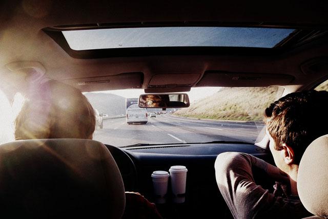 Сон быть в машине у друга