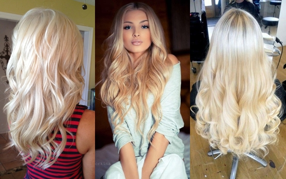 Как покраситься в блондинку домашних условиях