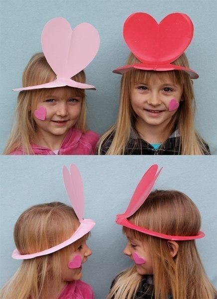 Сделать шапочки дня рождения своими руками