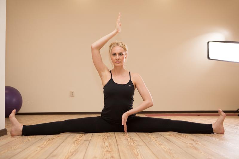 Антигравити йога для беременных 1084
