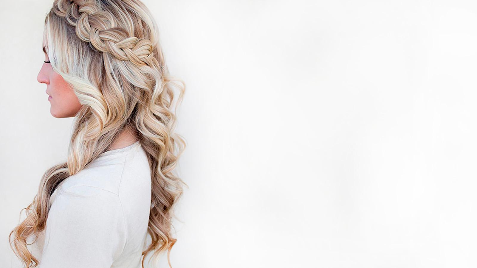 Красивые причёски с косой на длинные волосы фото