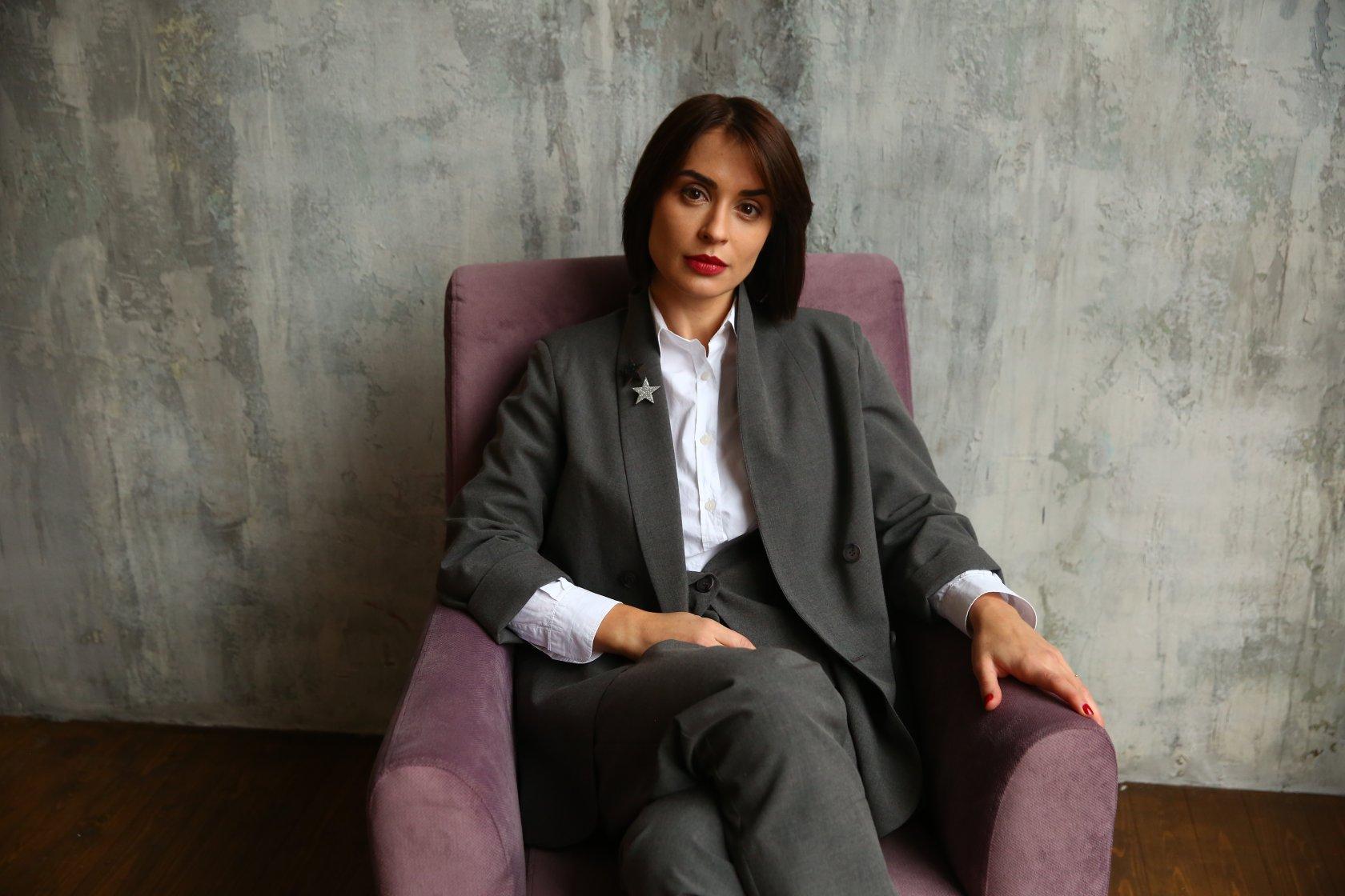 Ирина муромцева фото причесок