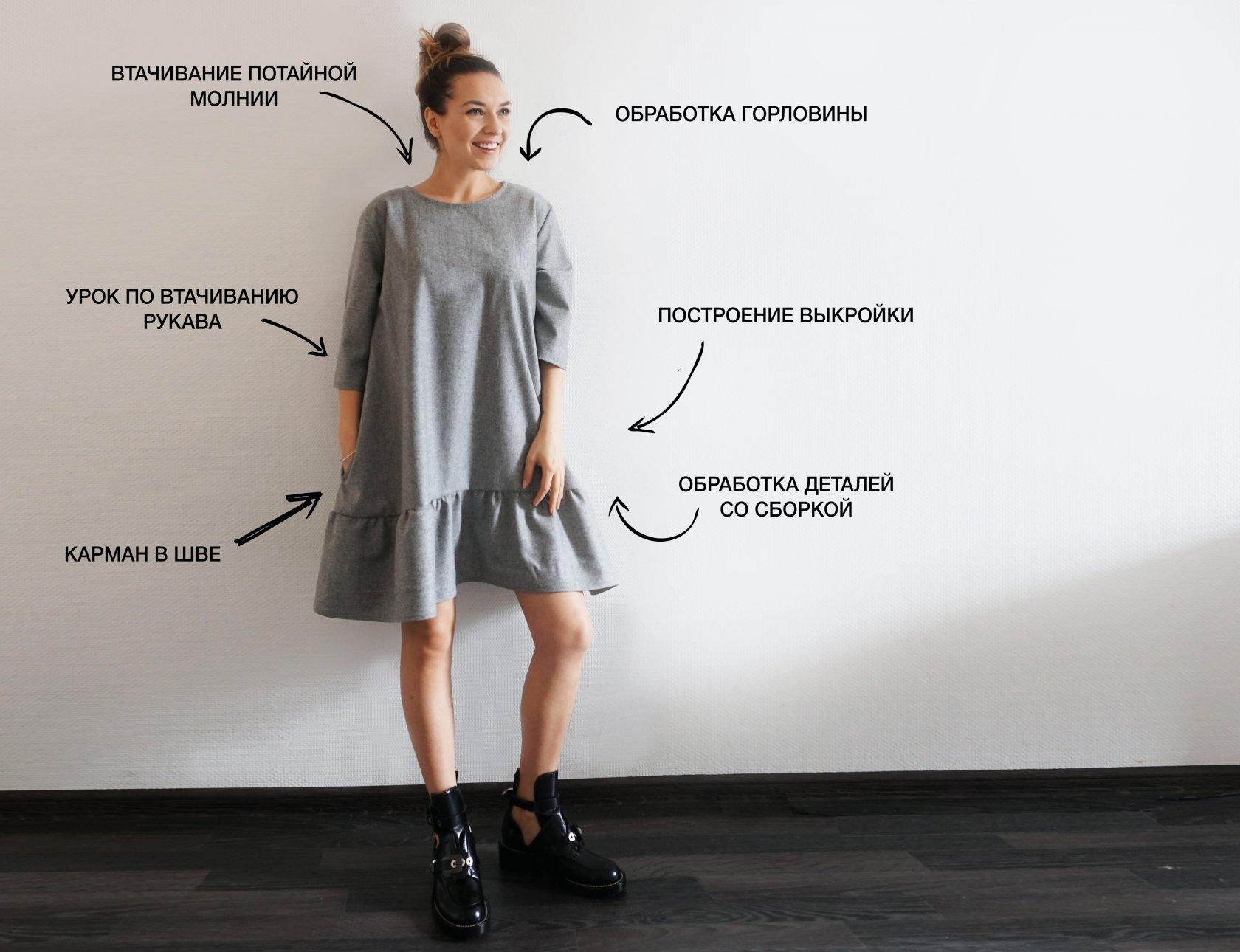МК платье-трансформер / как сшить платье трансформер 92