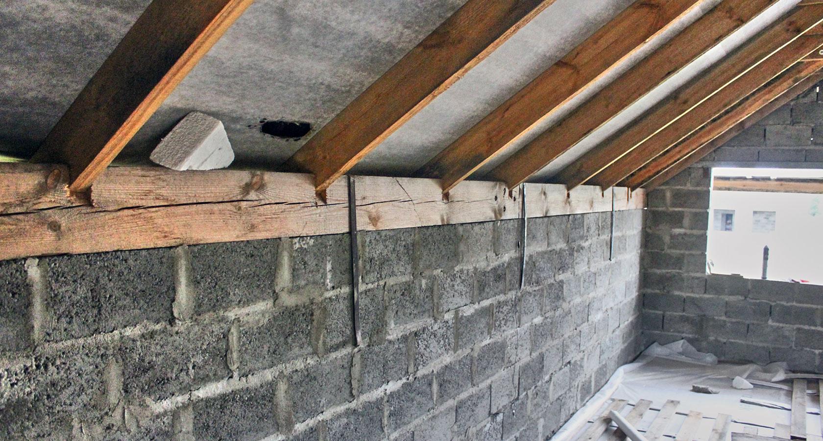 Строительство гаража из керамзитоблоков своими руками
