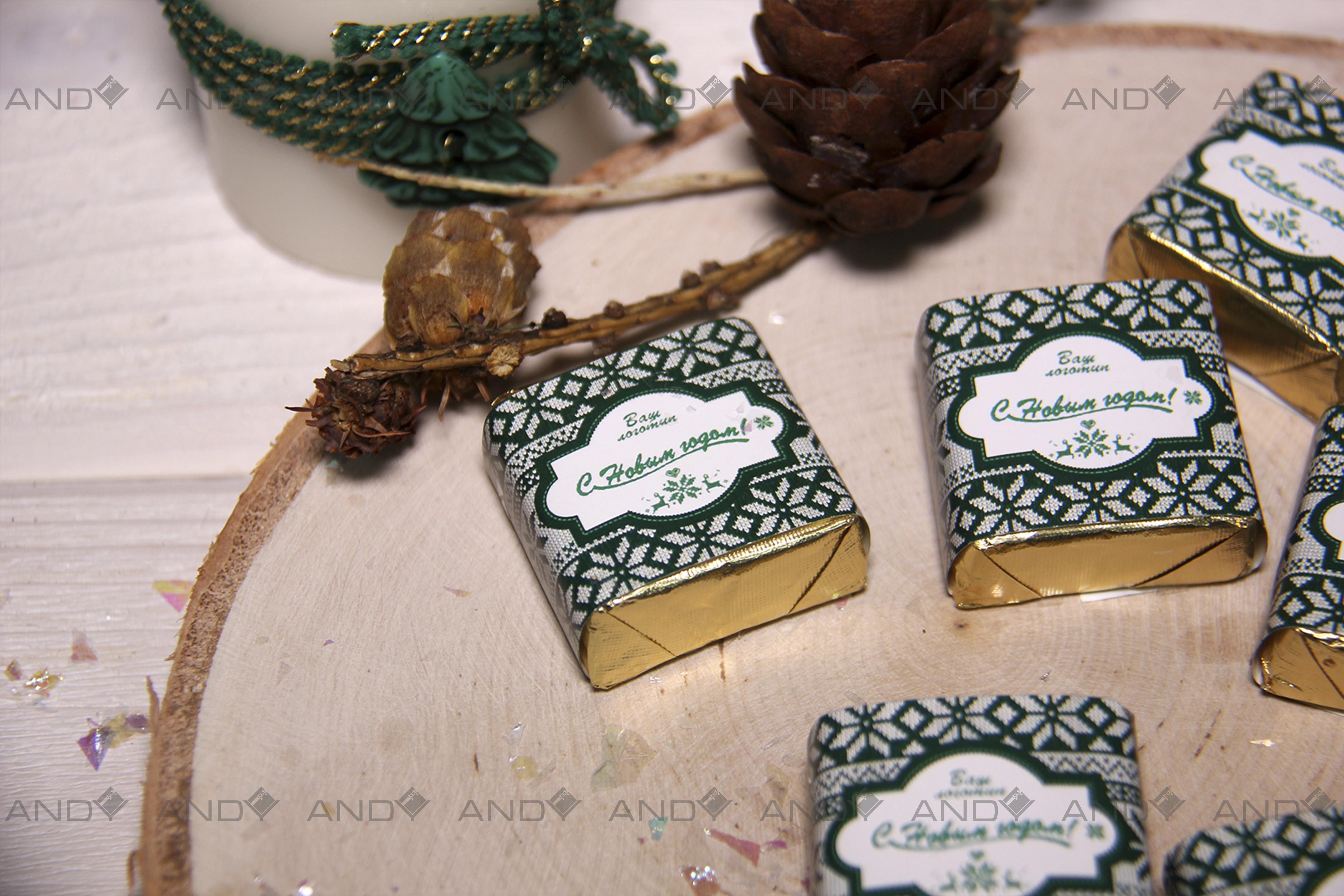 Обертки на конфеты своими руками