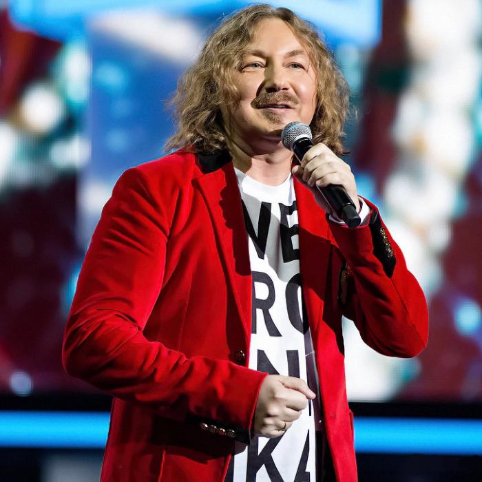 Игорь николаев сколько лет в 2018