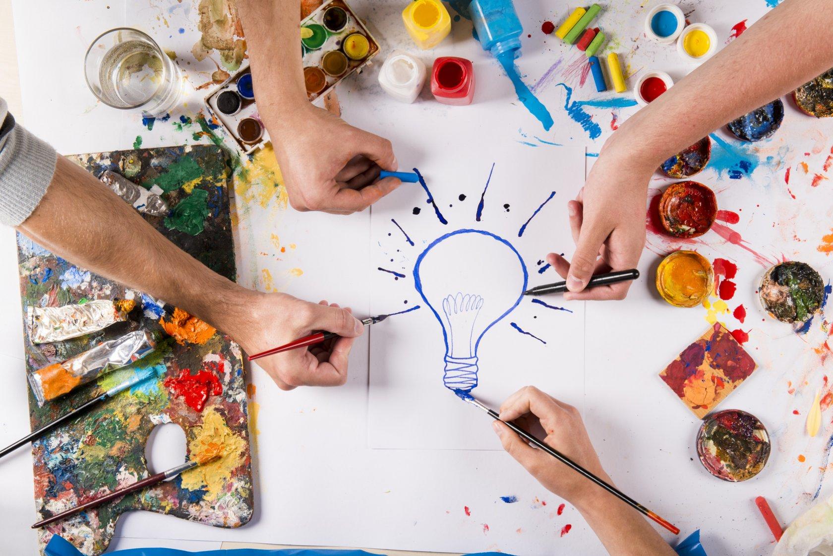 Креативные конкурсы мастер класс