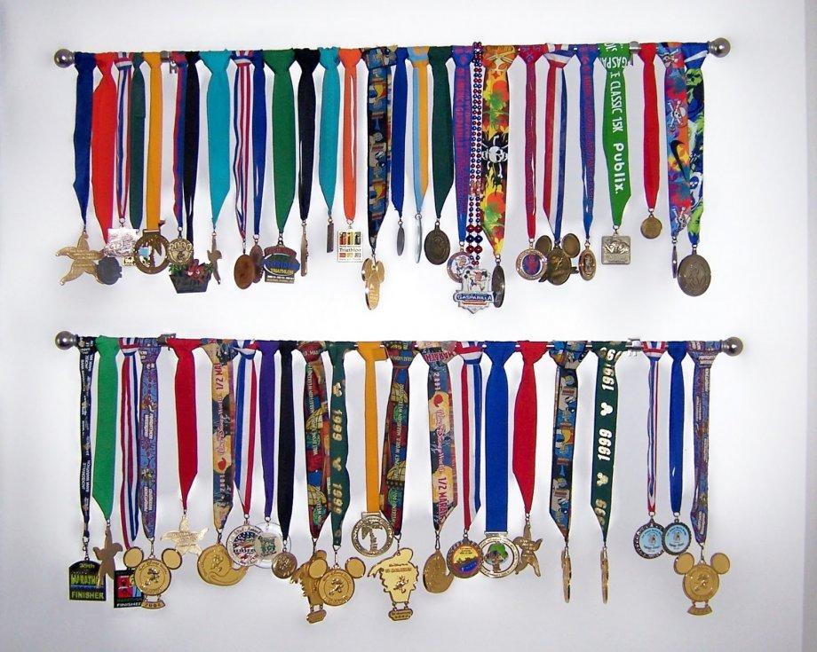 Подставка под медали спортивные