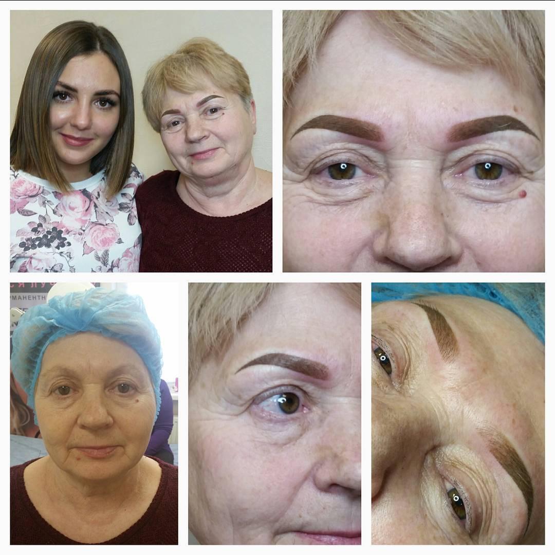 Курсы перманентного макияжа петербург