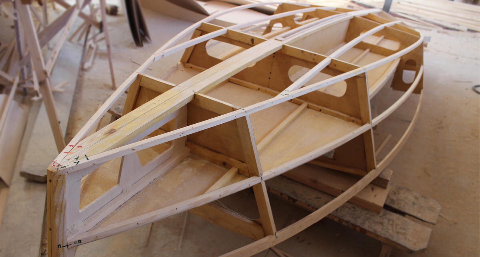 Как построить лодку своими руками 83