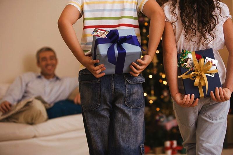 Как сделать подарок для своих родителей