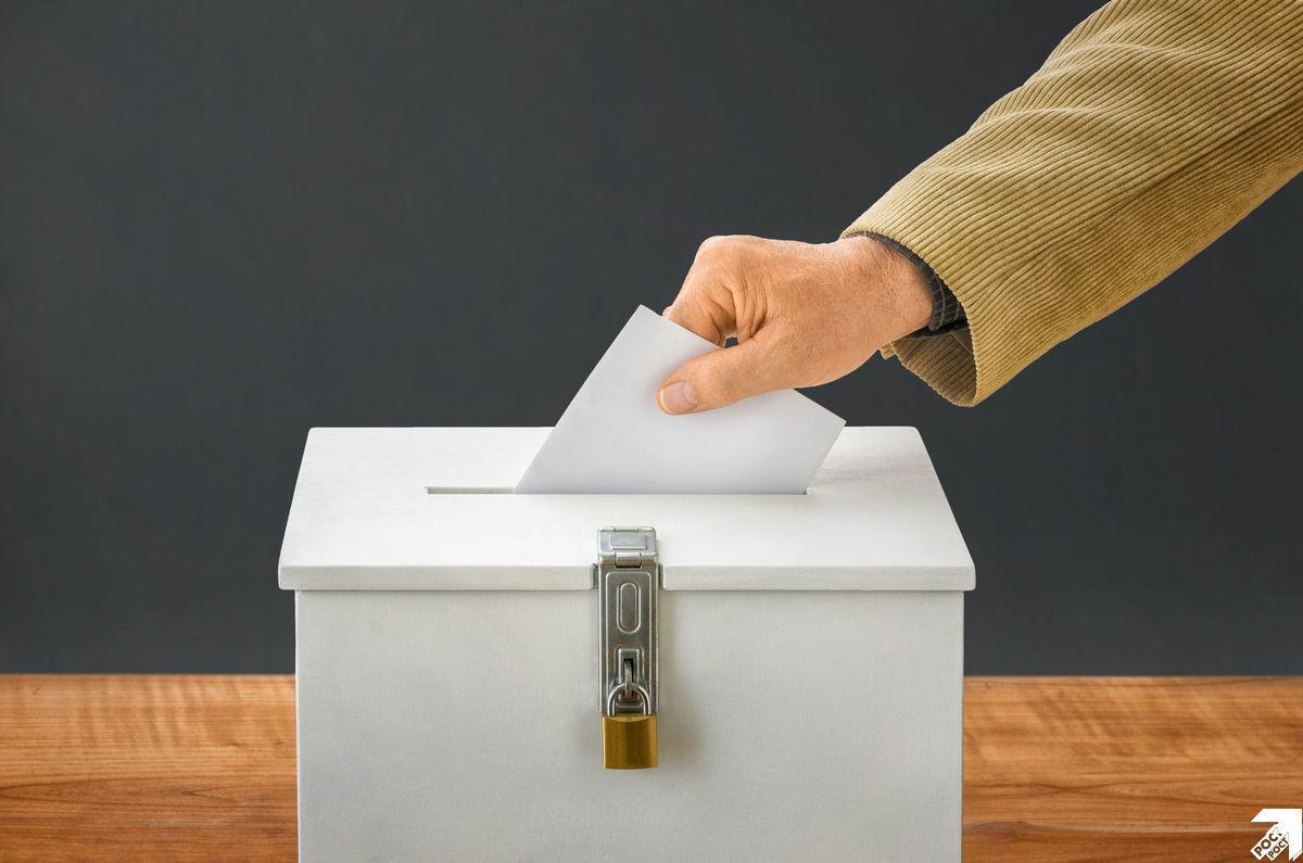 Как сделать урну для голосования