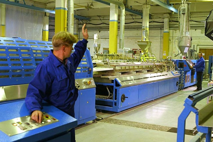 Изготовление из пластика в россии