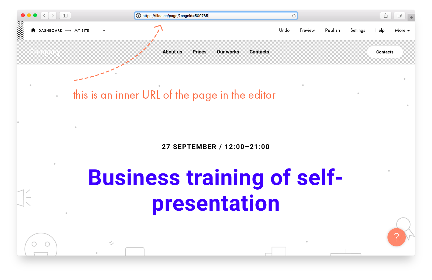 Как сделать еще одну страницу в html 467