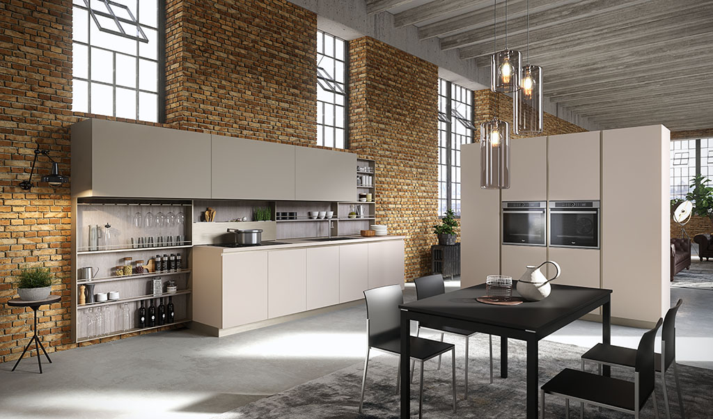 Cucine moderne aran cucine