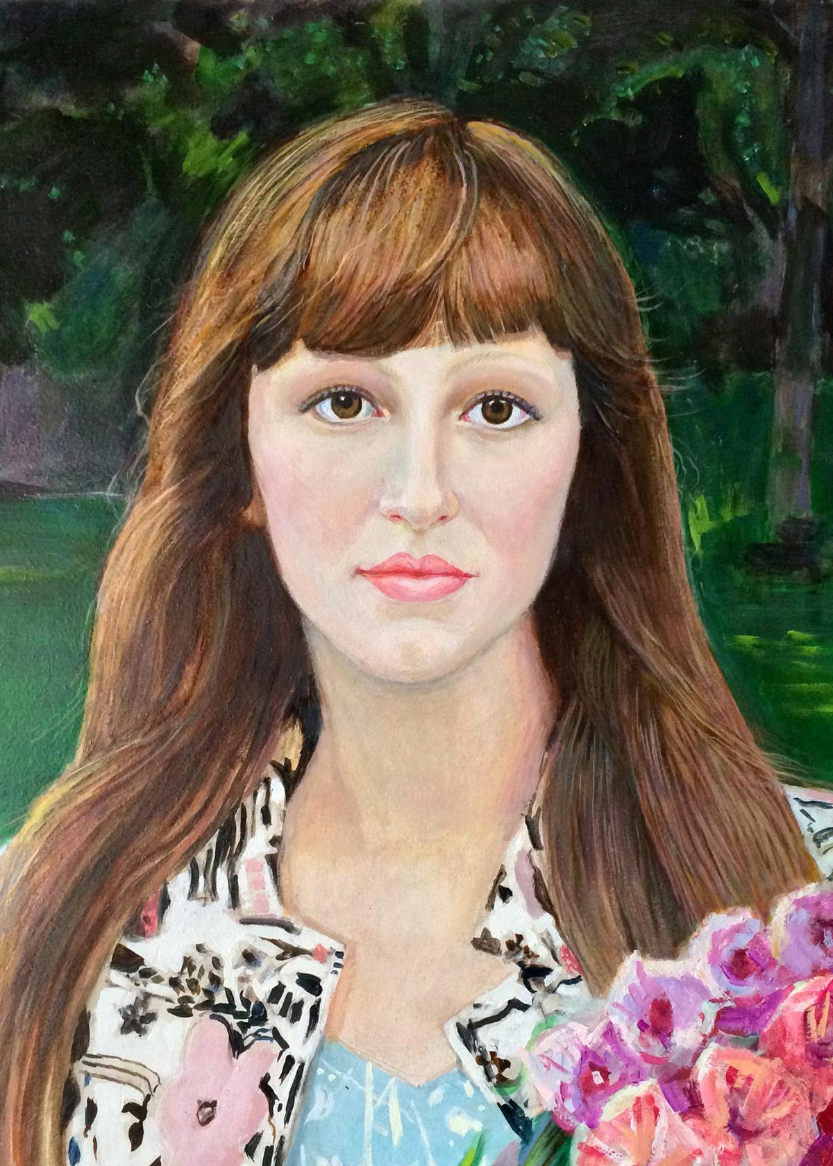 Анимация портрета СПРОСИ, КАК Как сделать свой портрет в контакте