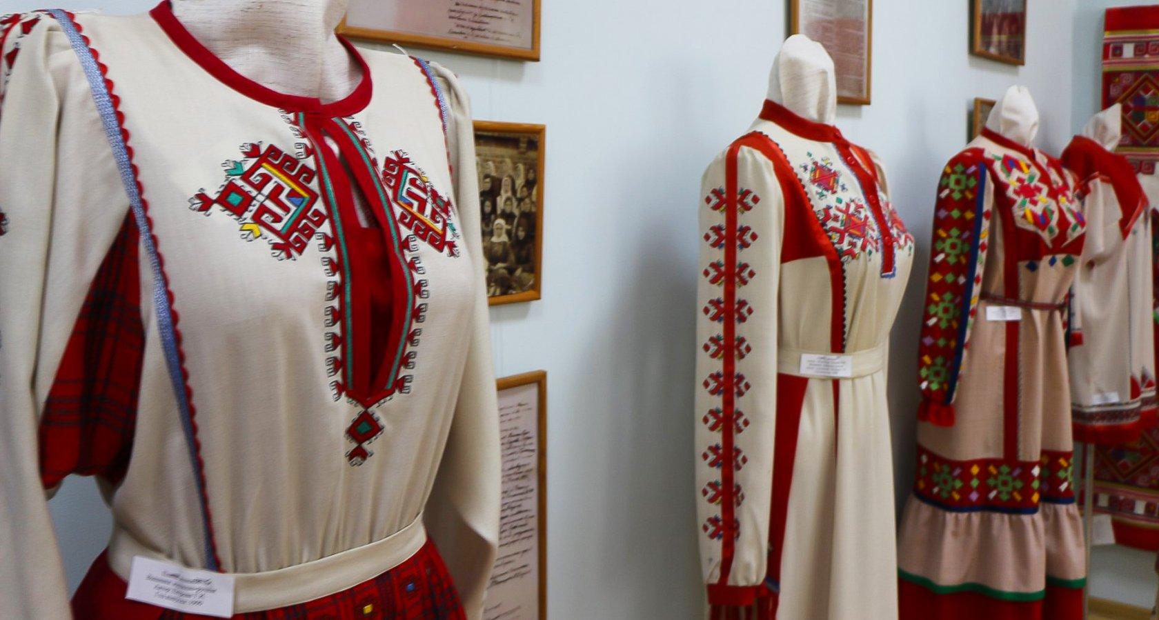 Национальная чувашская одежда Сайт посвященный туризму и путешествиям 22