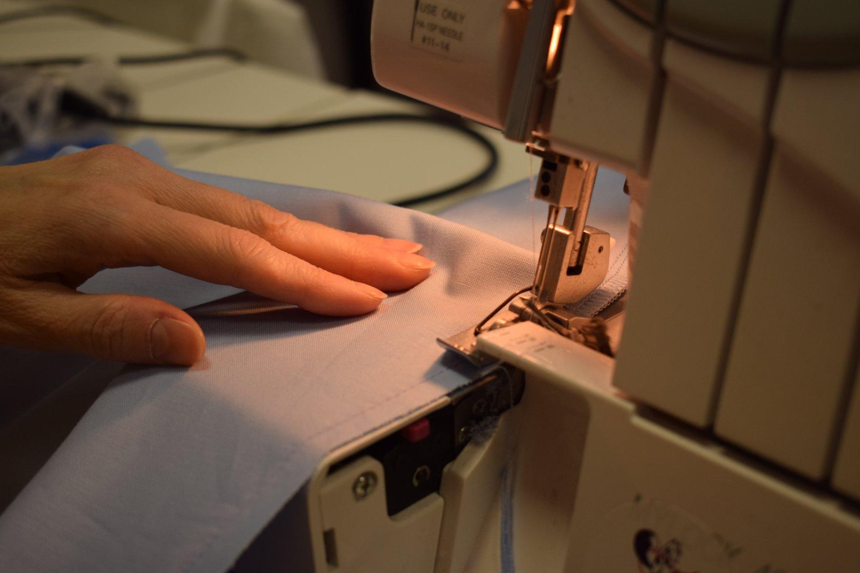 Приёмы шитья 7