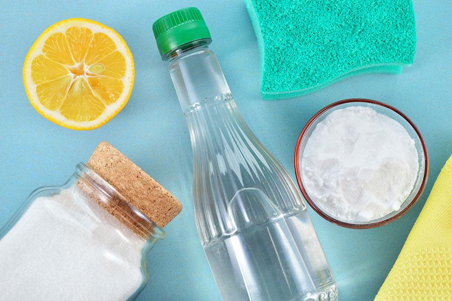 Уксус для чистки мягкой мебели в домашних условиях