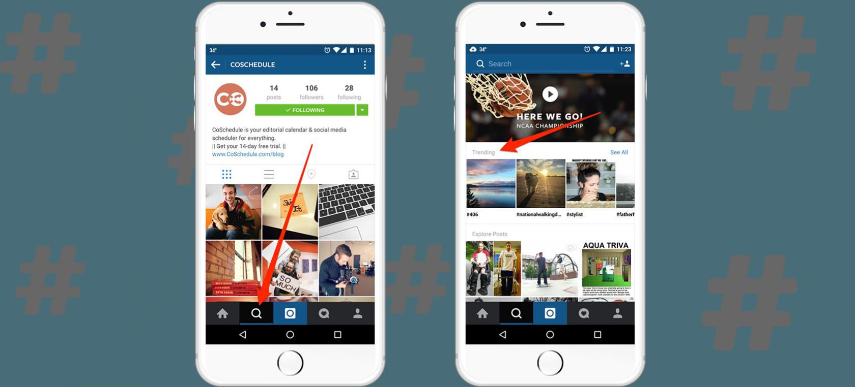 Как создать аккаунт Instagram? Справочный центр Instagram 9