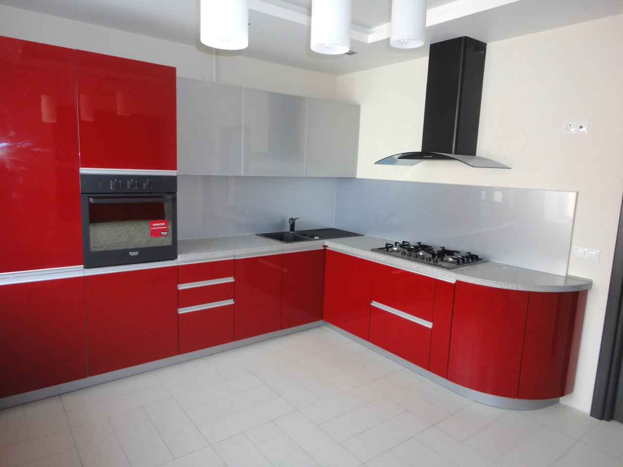 Кухни из эмали фото