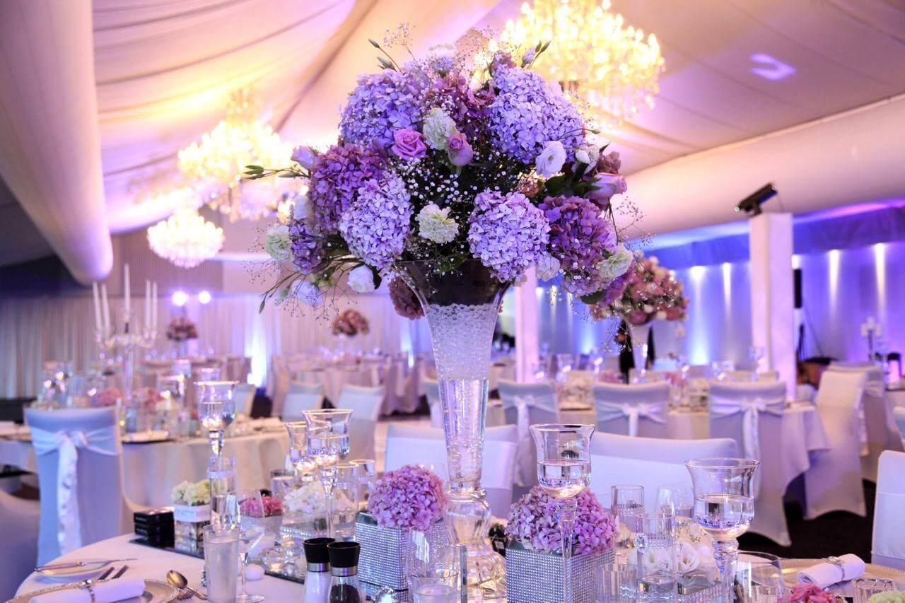 Декор свадьбы живыми цветами, флористика на свадьбе - Pinterest 58