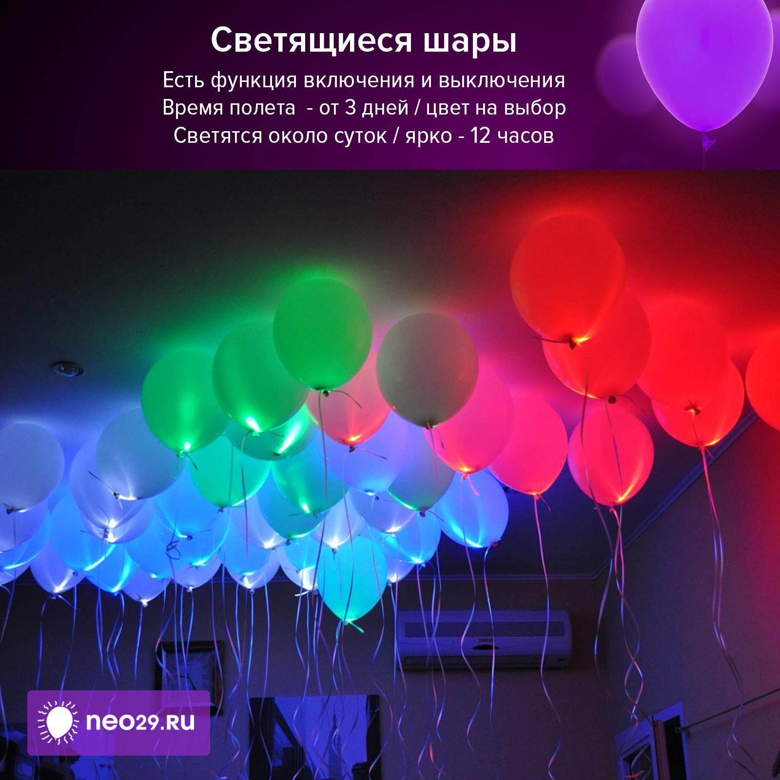 Светящиеся воздушные шары. Как сделать своими руками 29