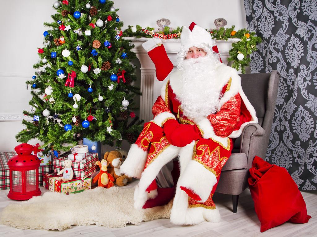 Дед мороз получайте вы подарки 490